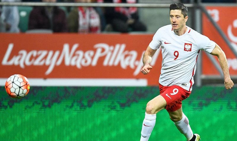 Robert Lewandoski renueva con el Bayern Múnich