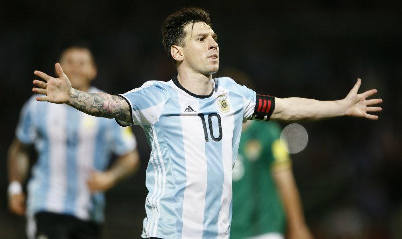Messi ahora se concentra en el Clásico
