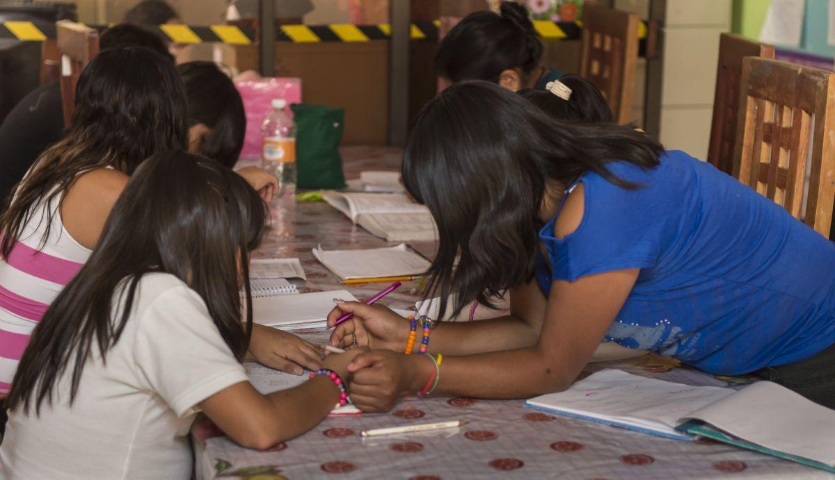 México fracasa en dar refugio a niños migrantes