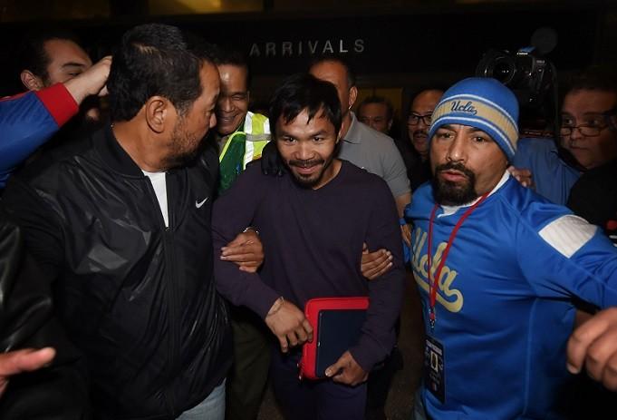Manny Pacquiao: 'Es difícil decir que se ha terminado'