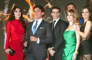 Aseguran que el alcohol afectó la telenovela de Jorge Salinas y Fernando Colunga