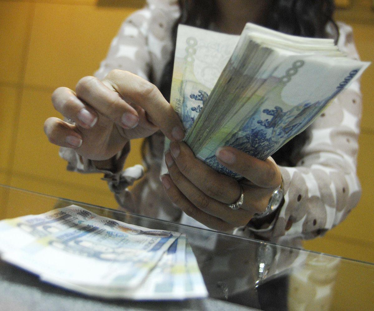La corrupción en México tiene rostro de dinero en efectivo