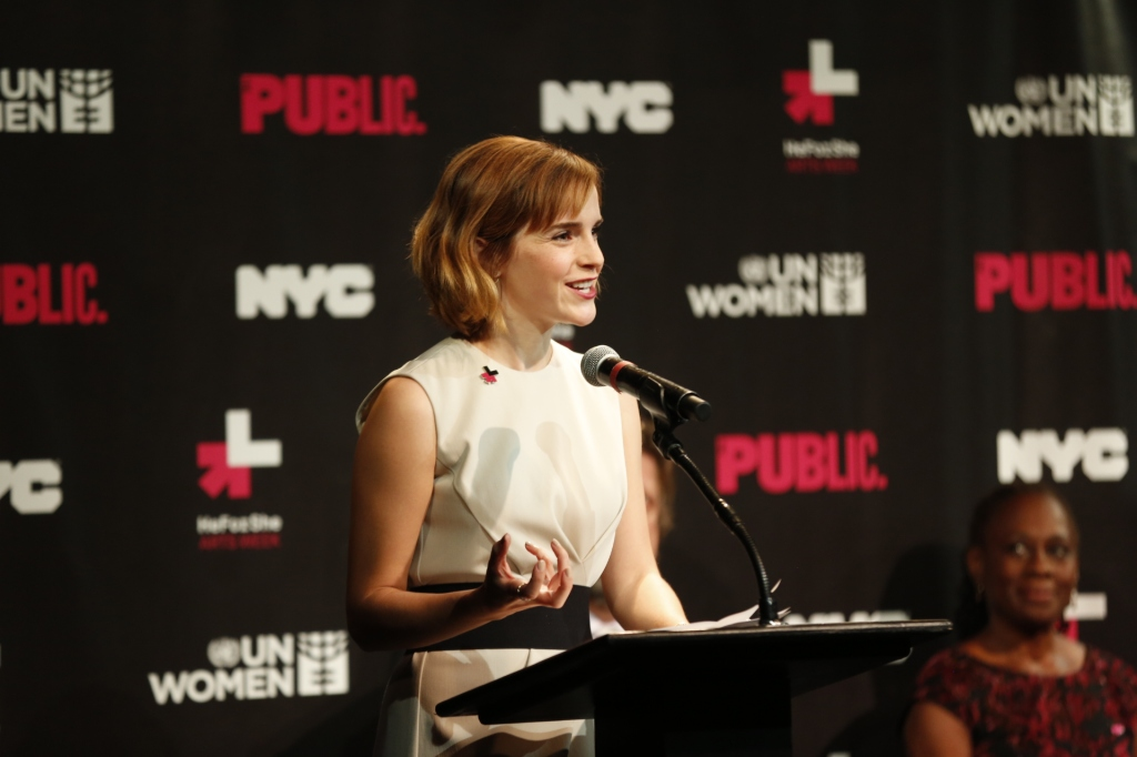 HeForShe Arts Week - Public Theater