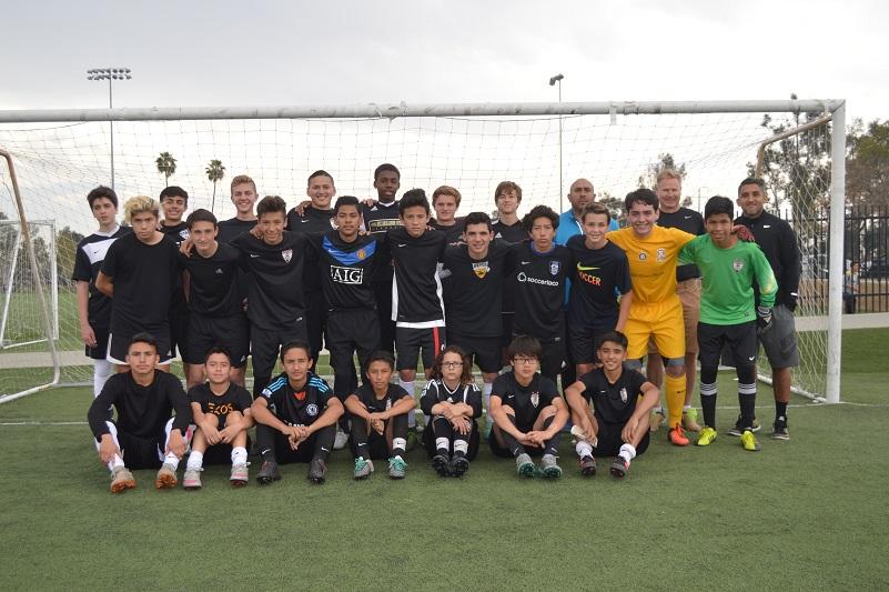 USA Soccer Stars buscan iluminar el futbol europeo