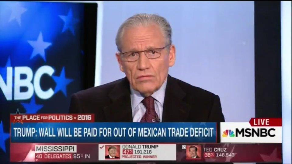 Trump dice que amenaza de fuerza militar hará a México pagar el muro