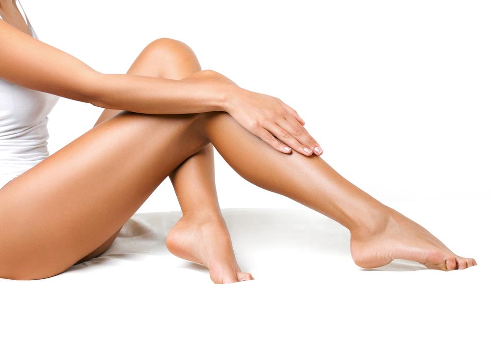Mantén tus piernas en forma, pero también sanas.