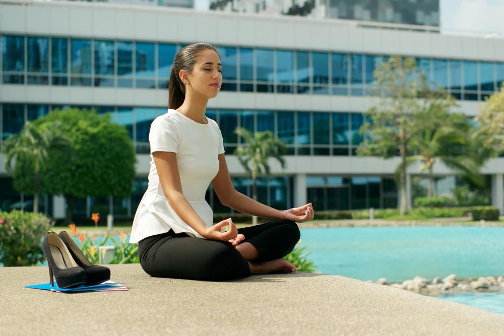 Meditaciones sencillas para contrarrestar el estrés en el mundo de hoy