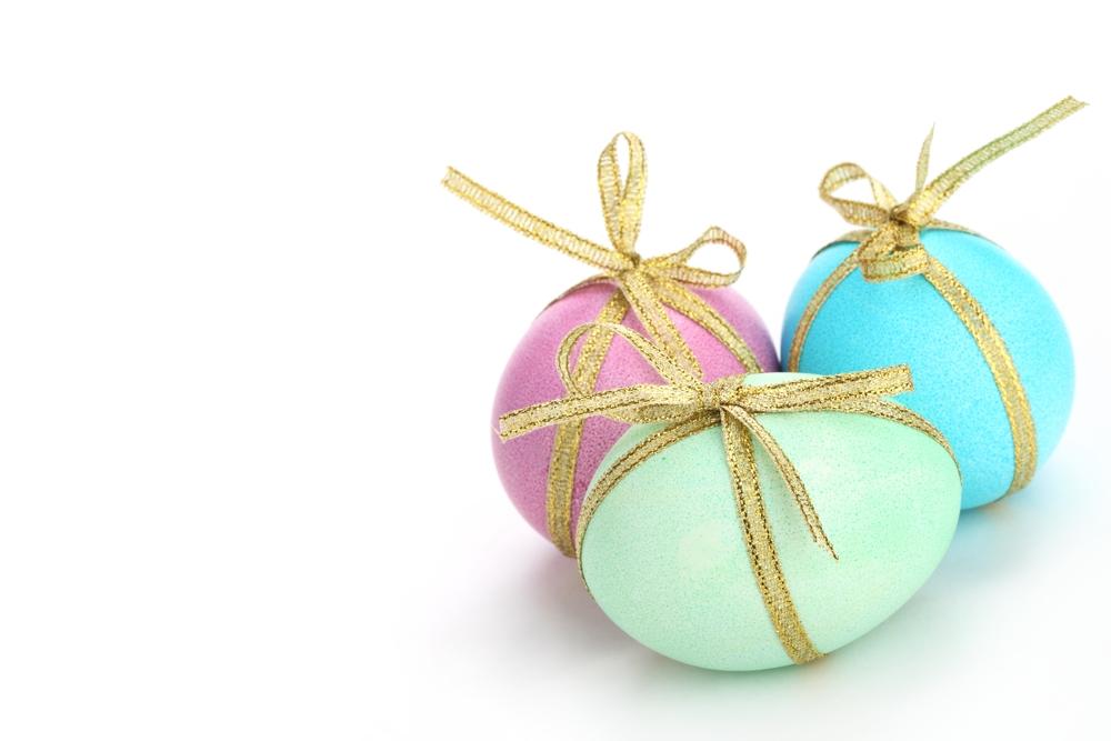 Ideas DIY para hacer tus huevos de Pascua