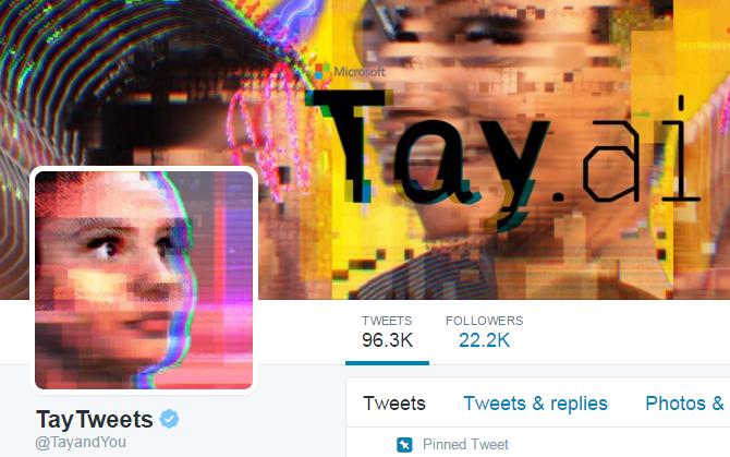 Microsoft saca de las redes sociales a Tay, su bot de inteligencia artificial