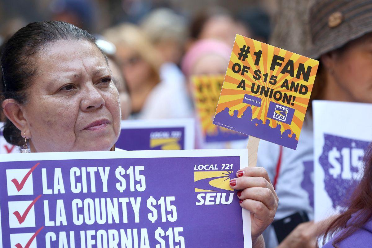 #BuenosDíasLA: Si ganas el mínimo, hoy te aumentan el salario