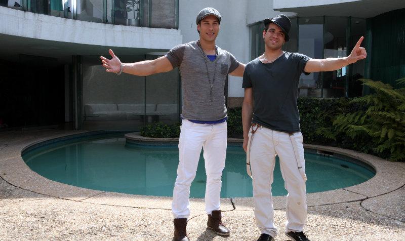 Chino y Nacho relatan la terrible experiencia que les dejó el terremoto en Ecuador