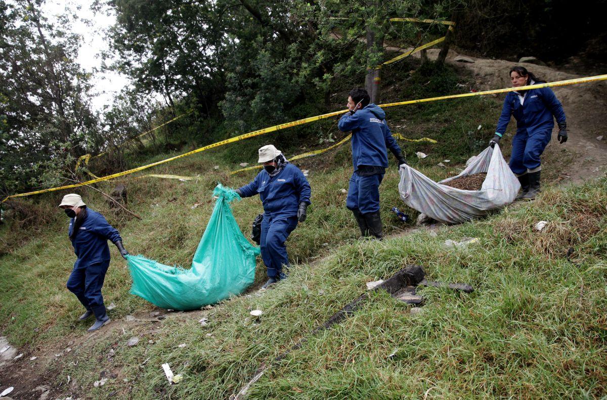 "Condenan en Colombia al ""Monstruo de Monserrate"""
