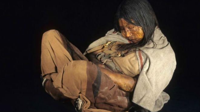 Las momias que revelan el impacto de la conquista sobre los pueblos americanos