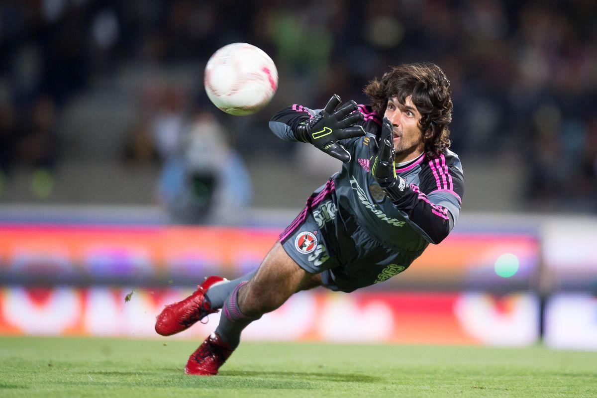 Federico Vilar cumplió 500 partidos en primera división en México.