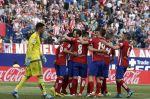 Atlético de Madrid vapulea 5-1 al Betis con jugadores de la cantera