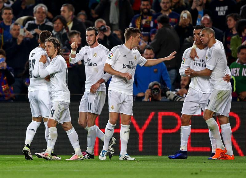 El tridente BBC derrotó por primera vez en la historia al Barcelona
