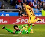 Barça y el tridente resucitan: vapulean 8-0 a Depor con póker de Luis Suárez