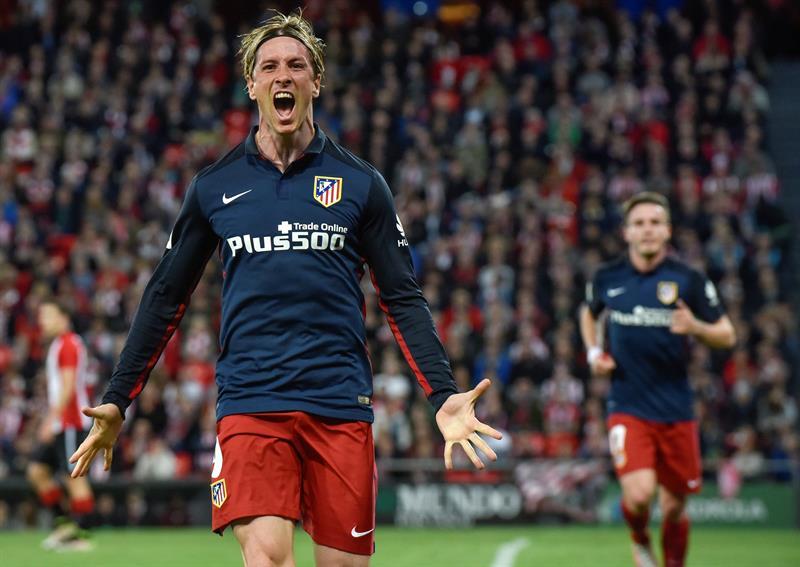 Atleti vence 1-0 al Athletic de Bilbao y se mantiene en la cima junto con Barcelona