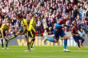 Crystal Palace se cita con el Manchester United en la final de la FA Cup