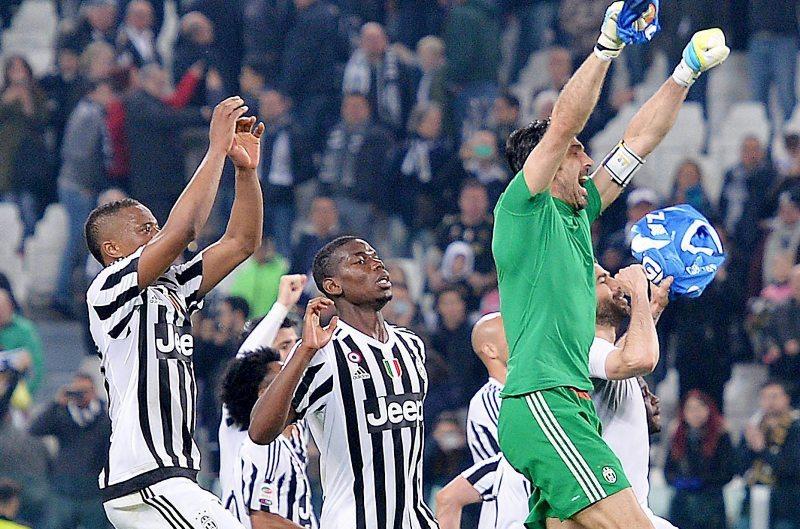 La Juventus y su hegemonía en el calcio italiano.