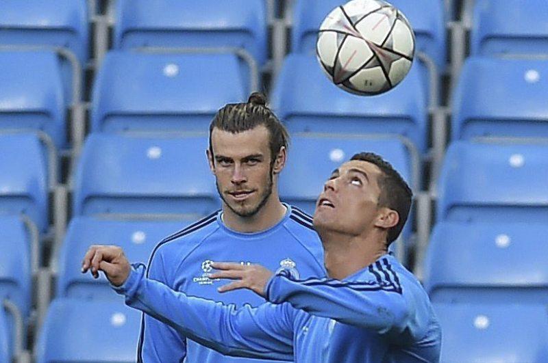 Bale y Cristiano ¿lucha de egos?