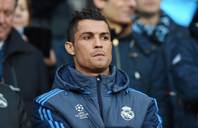 Cristiano Ronaldo podría perder la vuelta frente a Manchester City.
