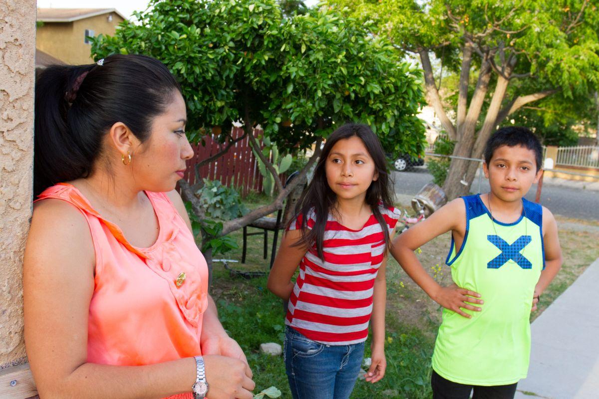 Niños afrontan con angustia su audiencia final ante un juez de inmigración