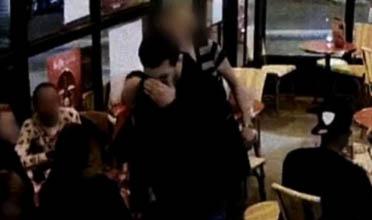 El hecho se reportó en en el restaurante Comptoir Voltaire.