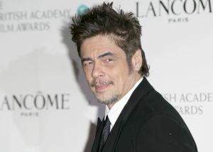 ¿Quién es la jovencísima novia de Benicio del Toro?