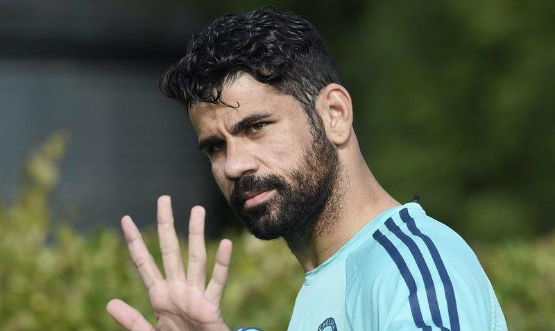 """Esta es la sanción impuesta a Diego Costa por """"mordelón"""""""