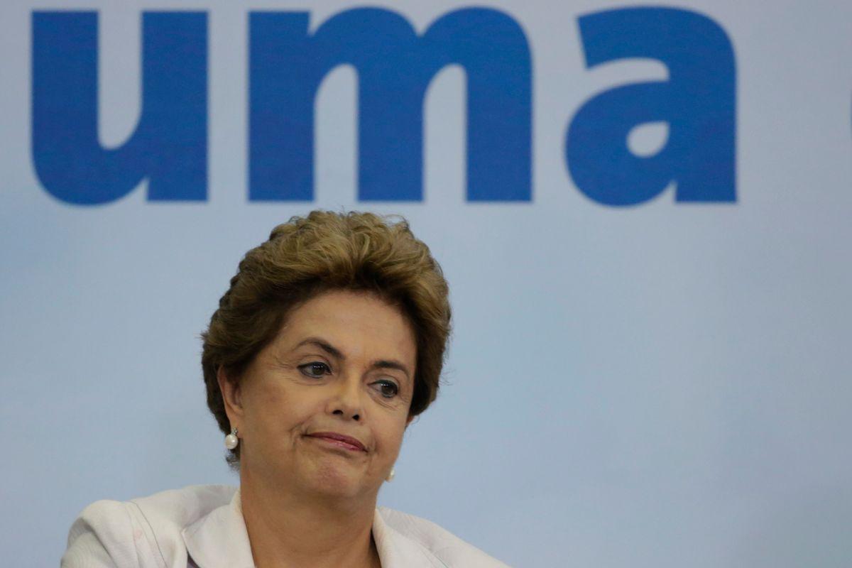 "Dilma Rousseff: ""Jamás renunciaré"""