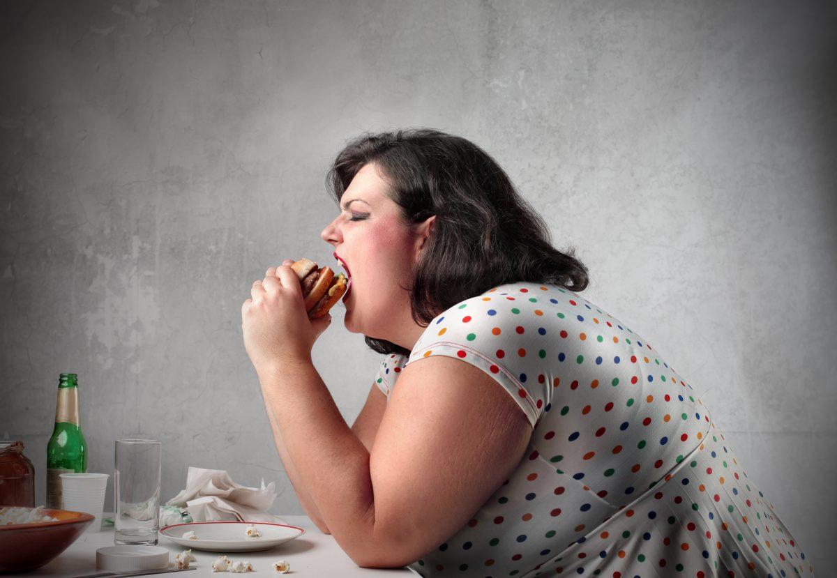 La gordura emocional