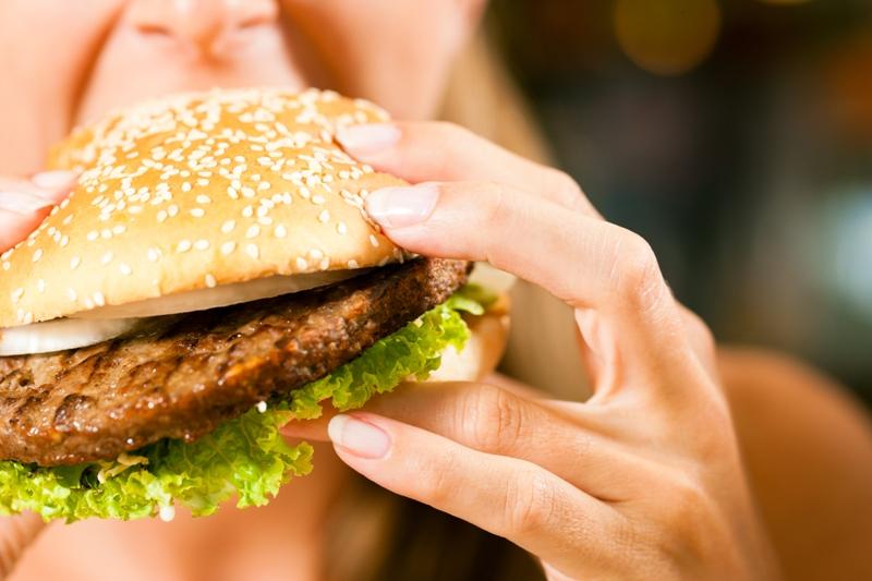 ¡Ojo con la cantidad de comida rápida que ingieres!
