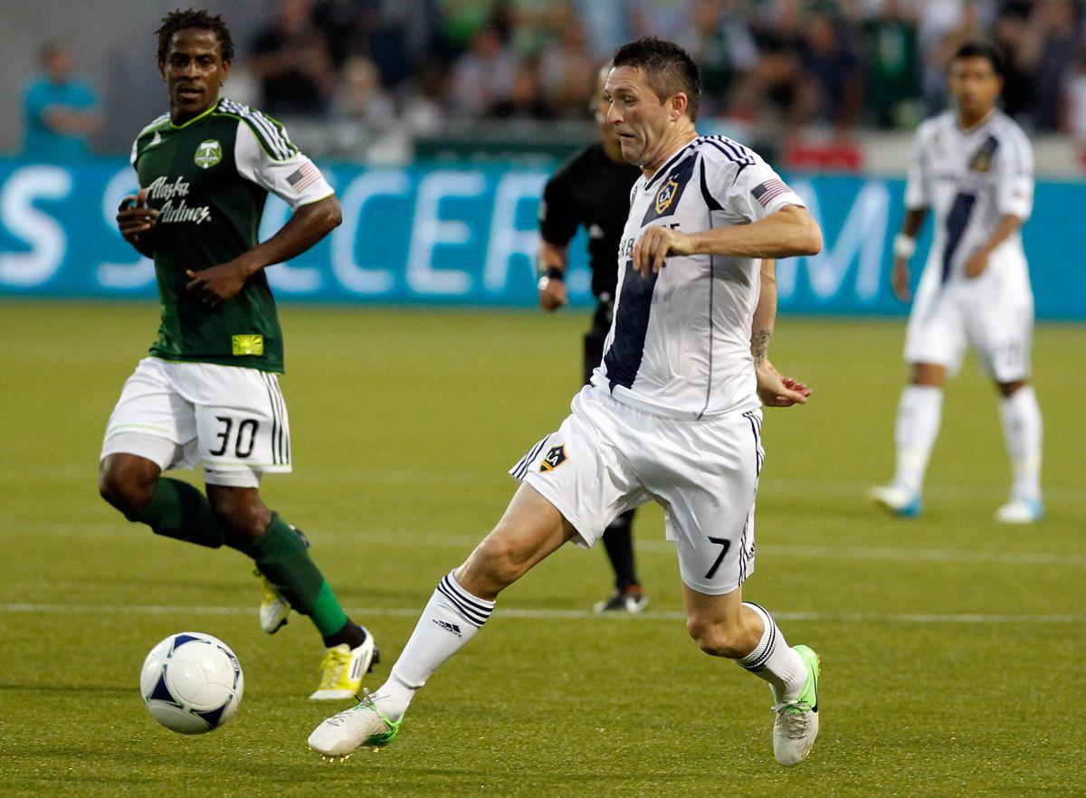 Timbers, campeón de la MLS, llega  herido a casa del Galaxy