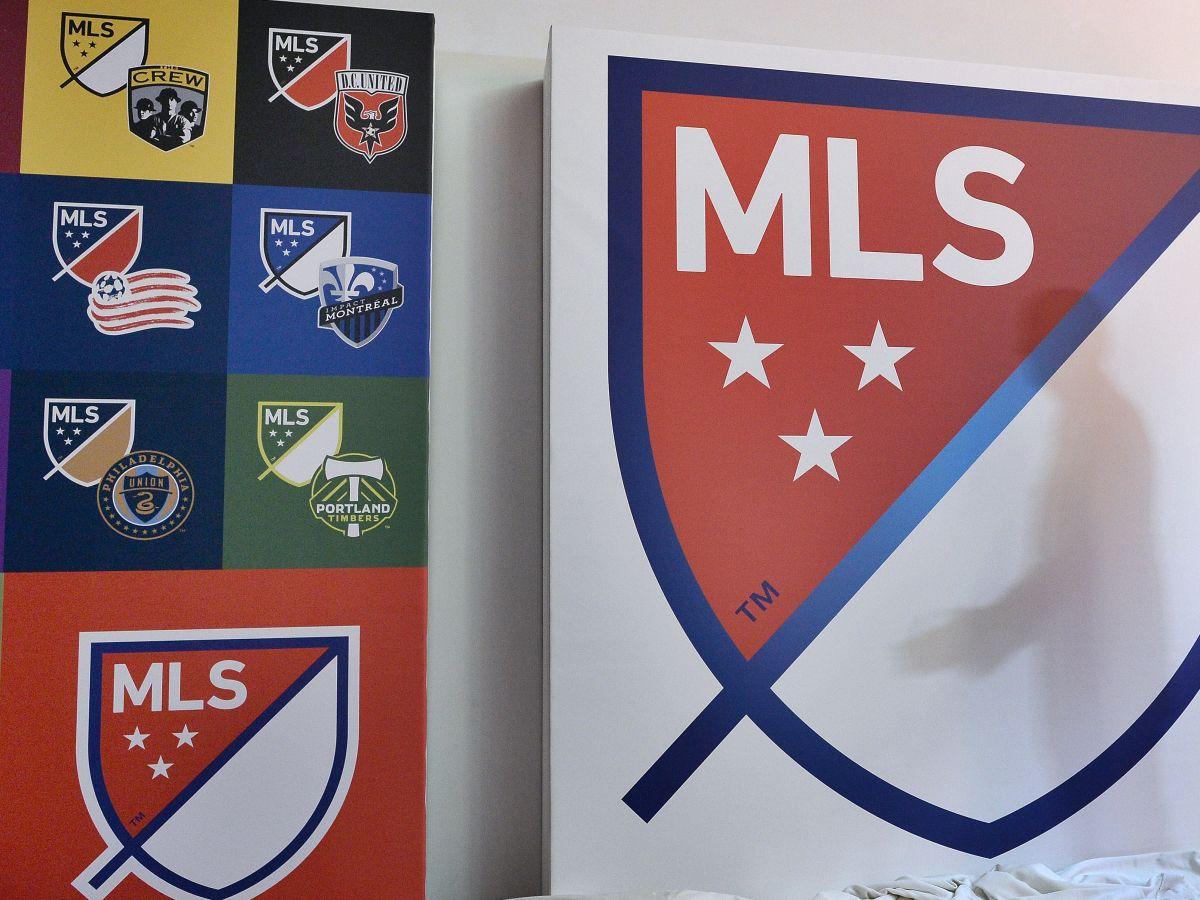 Tabla de posiciones y resultados de la MLS