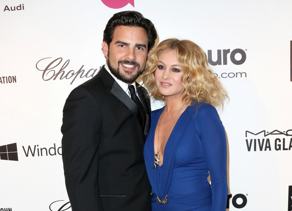 Gerardo Bazúa ya olvidó a Paulina Rubio
