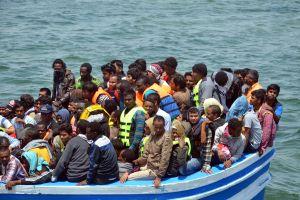 Disminuye cifra de migrantes que buscan llegar a Europa