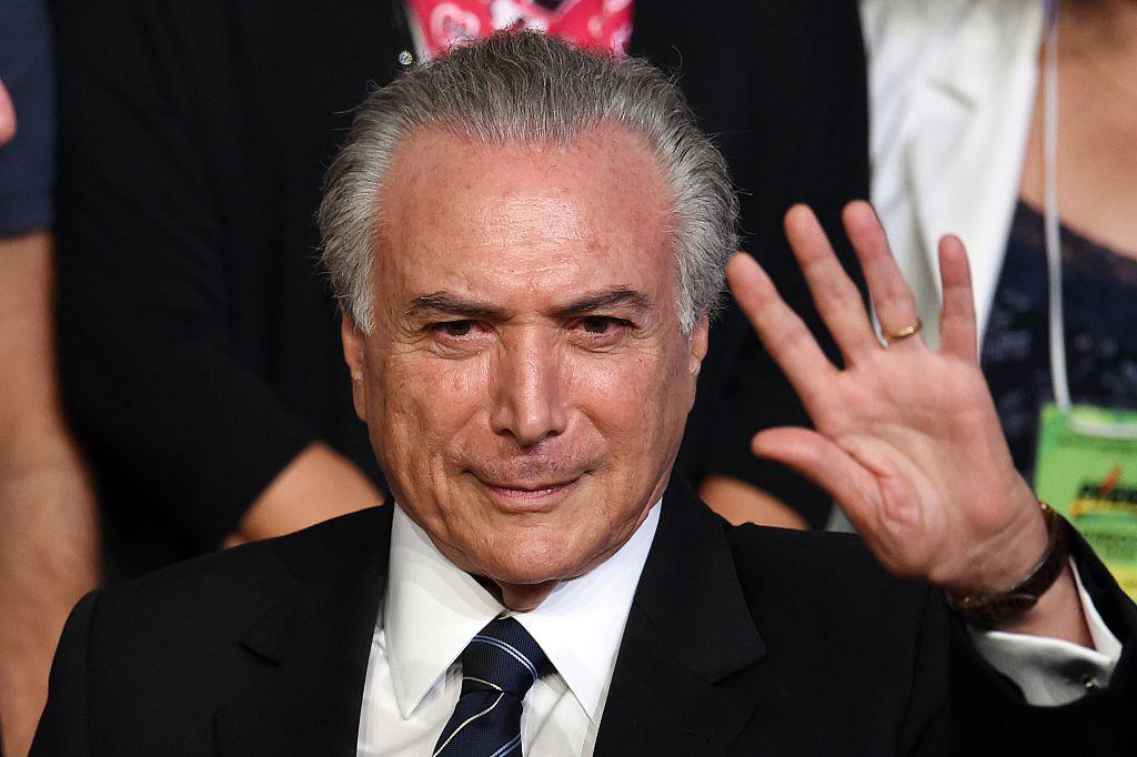 El vicepresidente Michel Temer podría reemplazar temporalmente a Rousseff.