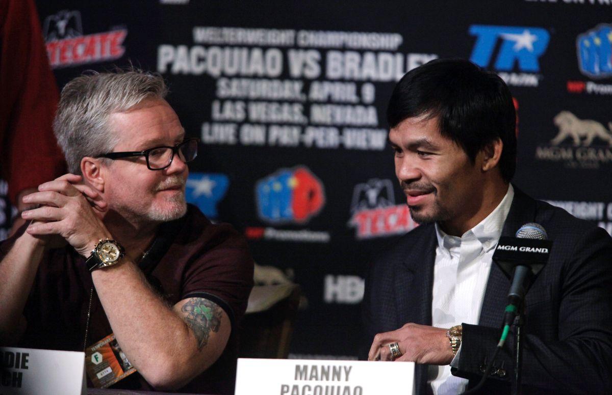 Pacquiao vs. Bradley 3: No sería la última pelea de Manny e iría por el 'Canelo'