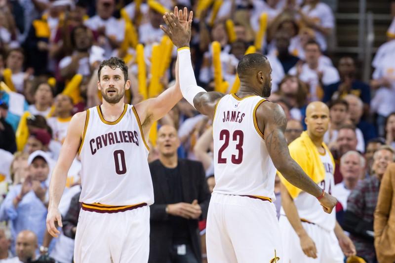 El camino de LeBron James y los Cavaliers por otras Finales de la NBA empieza con un triunfo