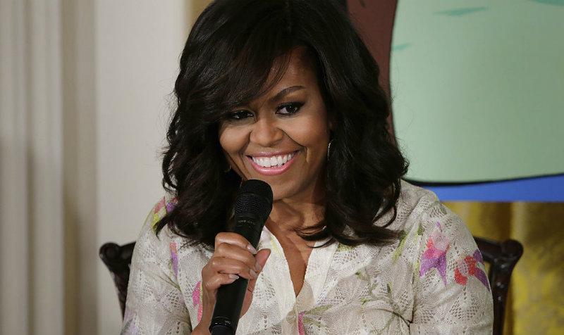 Entérate en qué serie de TV actuará Michelle Obama