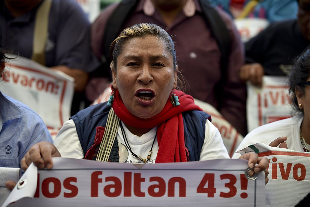 Cronología del caso Ayotzinapa