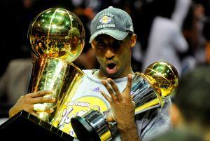 Subastan recuerdos invaluables de Kobe Bryant: trofeos, anillos, jerseys y más