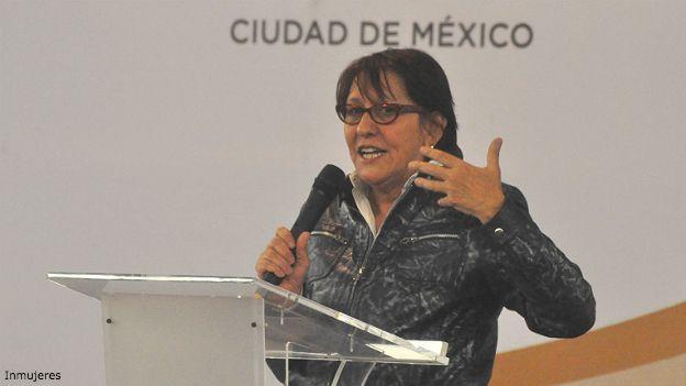 """""""No puede ser que una mujer tenga que esperar tres horas y someterse a todo un rollo de este tipo por eventos que pudieran sancionarse más eficazmente"""", dice Teresa Incháustegui Romero, directora general del Instituto de las Mujeres de Ciudad de México."""