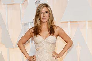 Jennifer Aniston presentó a Lord Chesterfield, el nuevo dueño de su corazón
