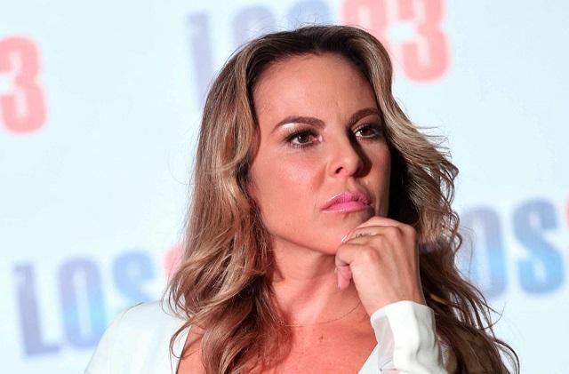 Kate del Castillo no podrá evitar a las autoridades mexicanas