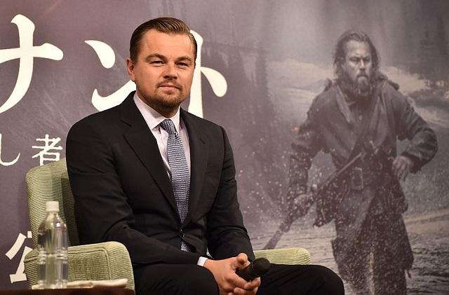 Leonardo DiCaprio y el oso de 'The Revenant' ya tienen su propia canción