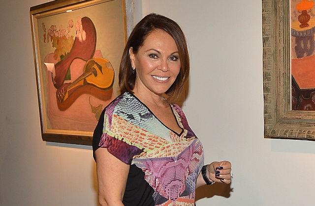 María Elena Salinas admite ser una personal regular al pagar impuestos