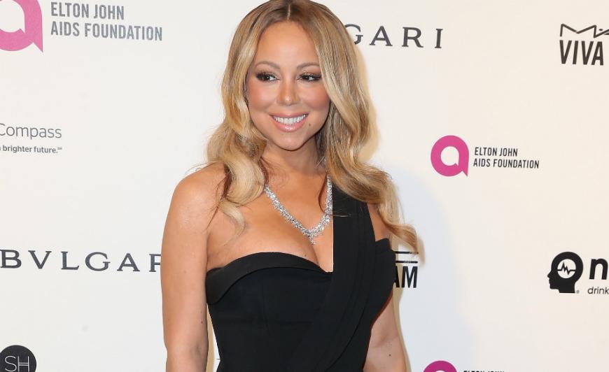 Mariah desembolsó 34.000 dólares en el obsequio.