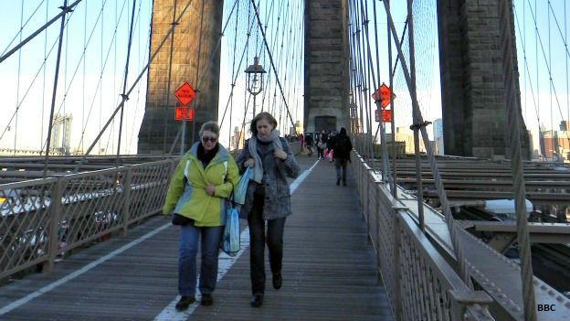 Los altos precios de Manhattan han propiciado que los residentes de Nueva York se muden a Brooklyn.